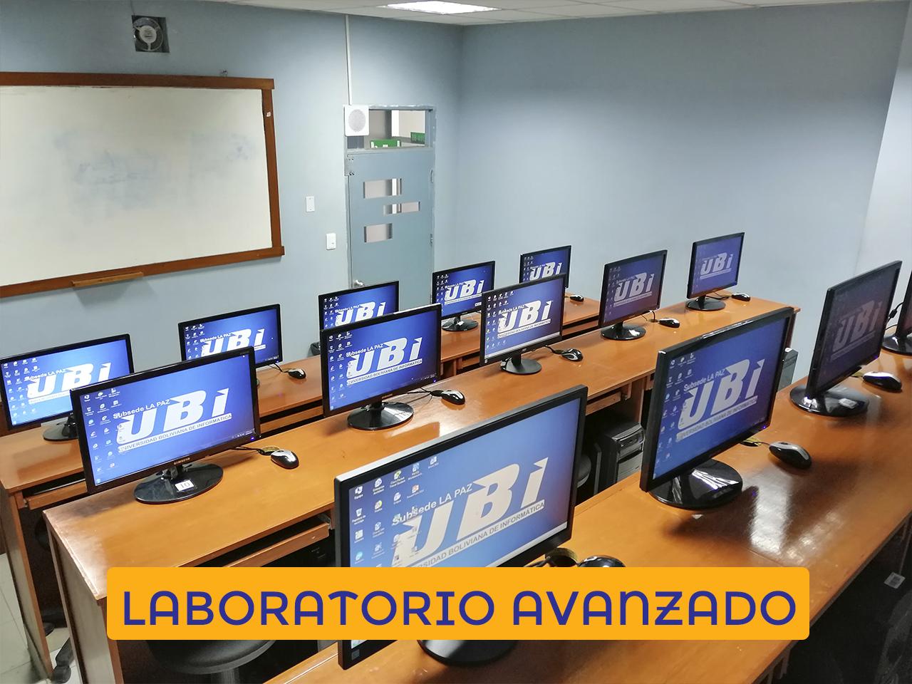 Laboratorio Avanzado 01
