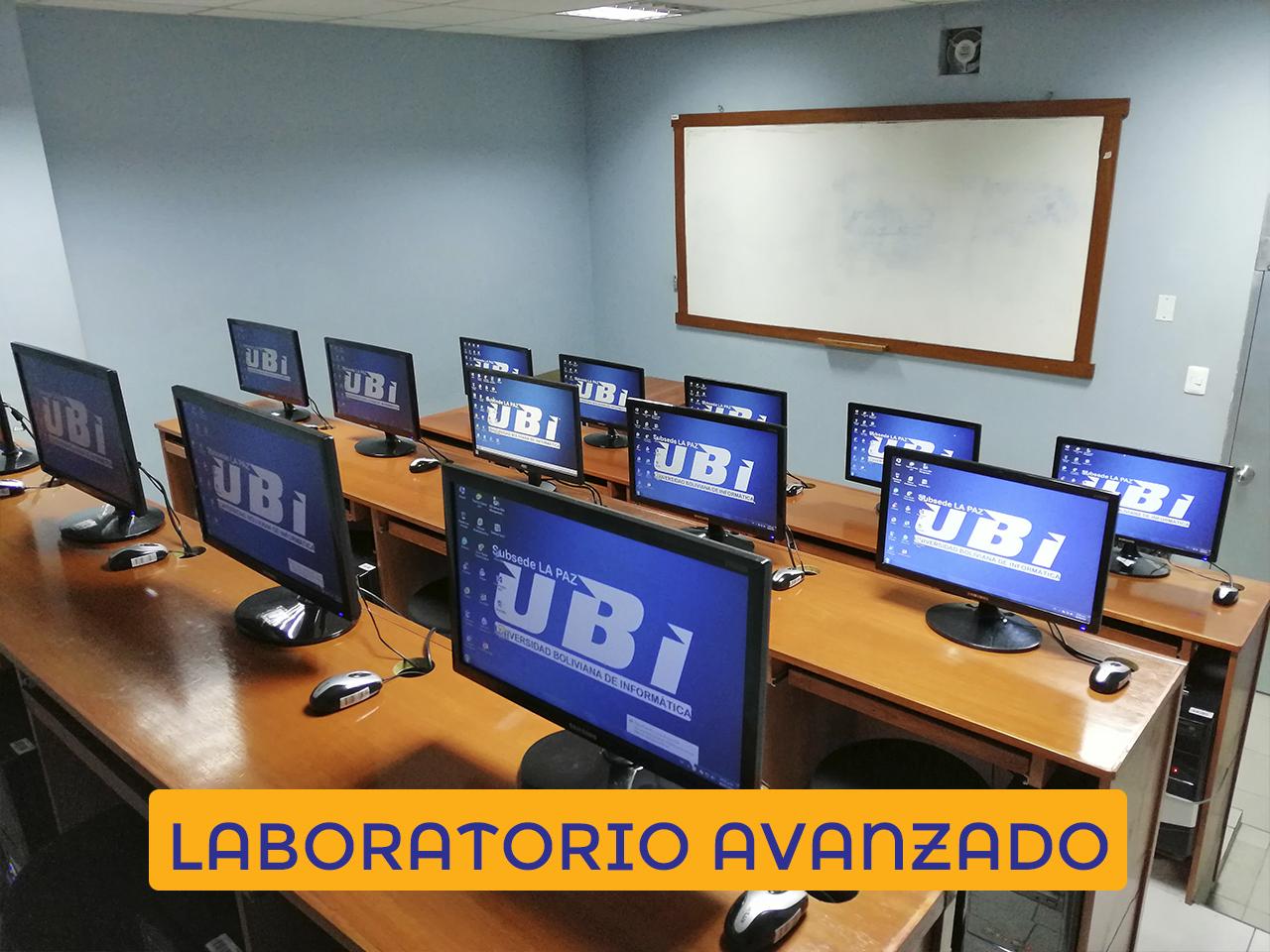 Laboratorio Avanzado 02